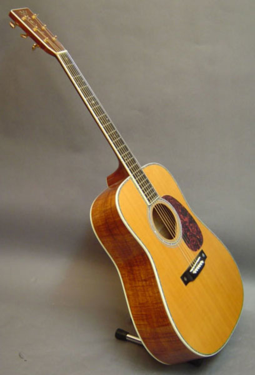 Three Best Koa Body Dreadnought Acoustic Guitars For Serious Amateurs and Professionals