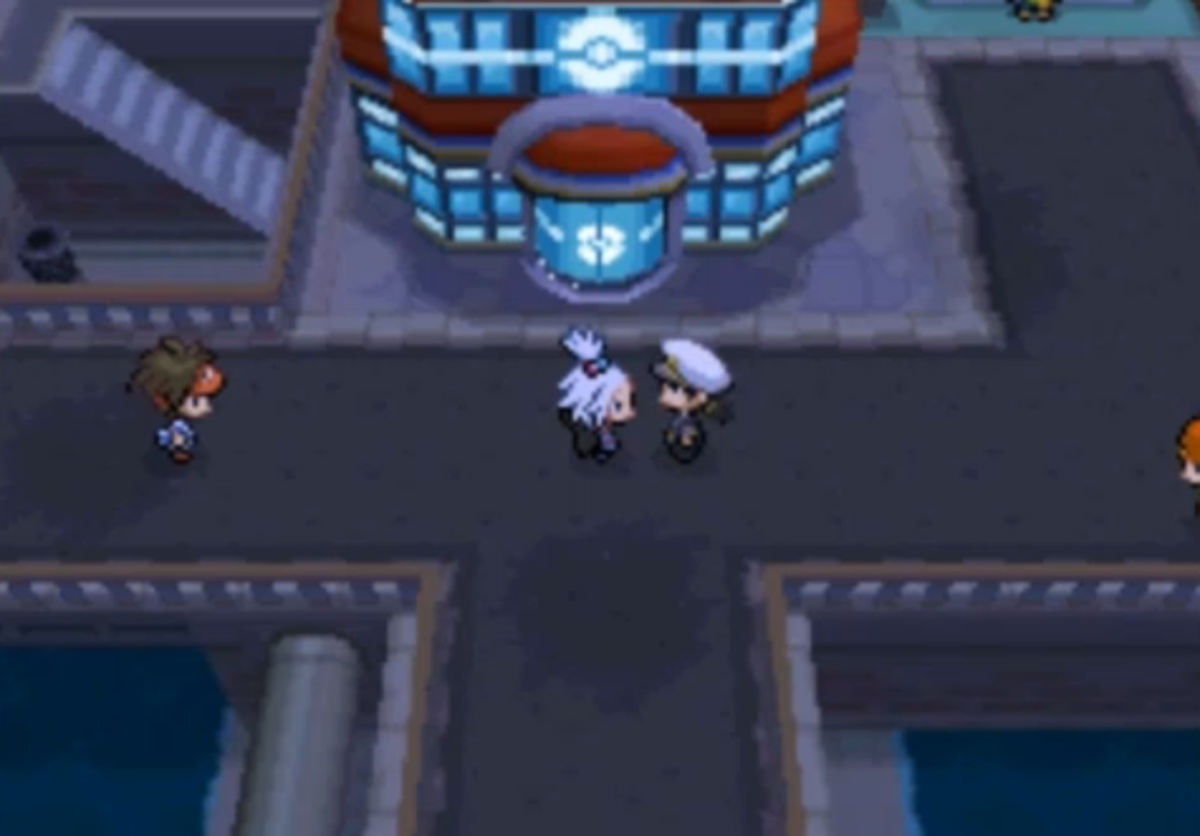 Pokémon Black 2 and White 2 walkthrough, Part Seven: Virbank City and Virbank Complex