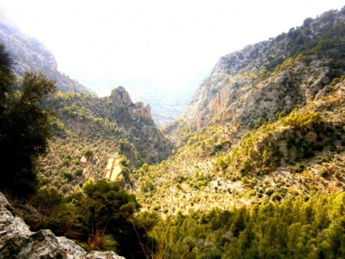 Serra de Tramuntana mountain range
