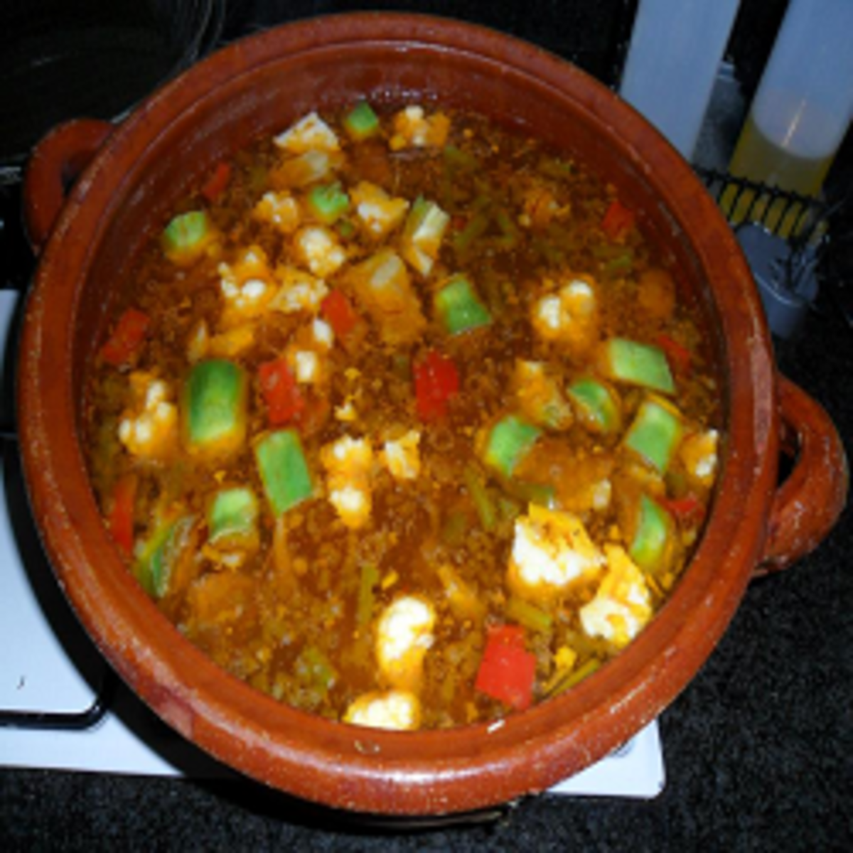 Arroz brut - Dirty rice with setas