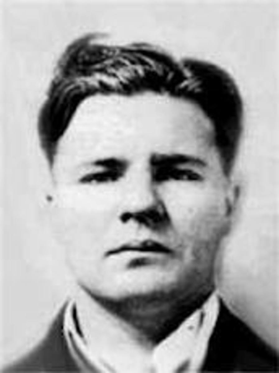 """Pretty Boy"" Floyd"