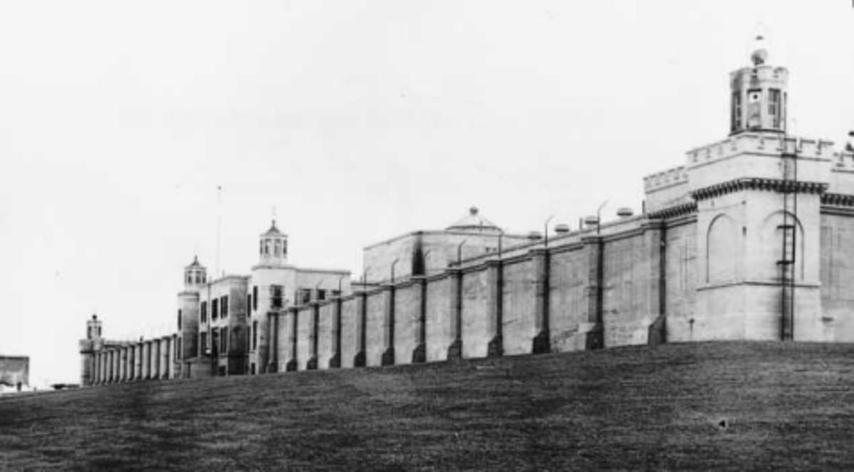 McAlester State Prison in Oklahoma