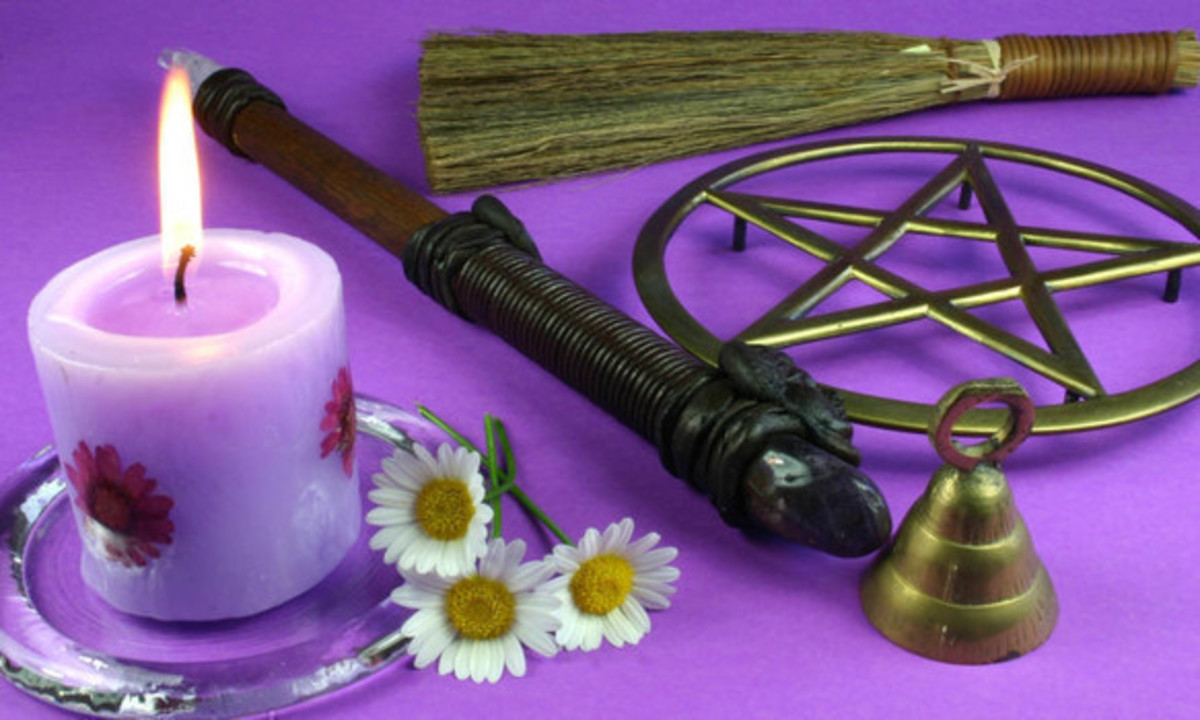 Secondary Tools of Wicca
