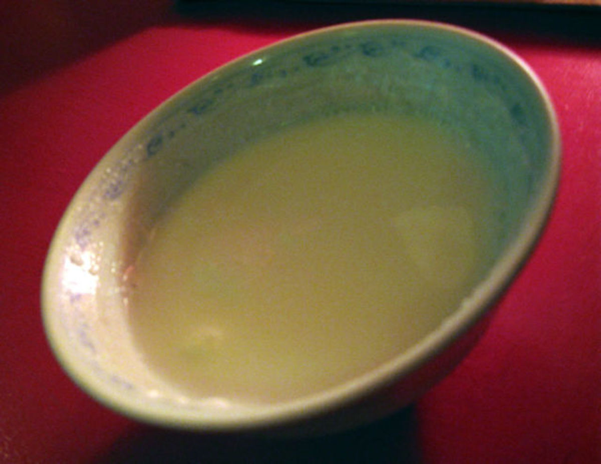 Kumis  -This is a rather gross drink, consisting in fermented mare milk. Because a female horse's milk contains more sugars than the femented cow's or goat's milk, kumis has a higher, though still mild, alcohol content. It also has a strong laxative