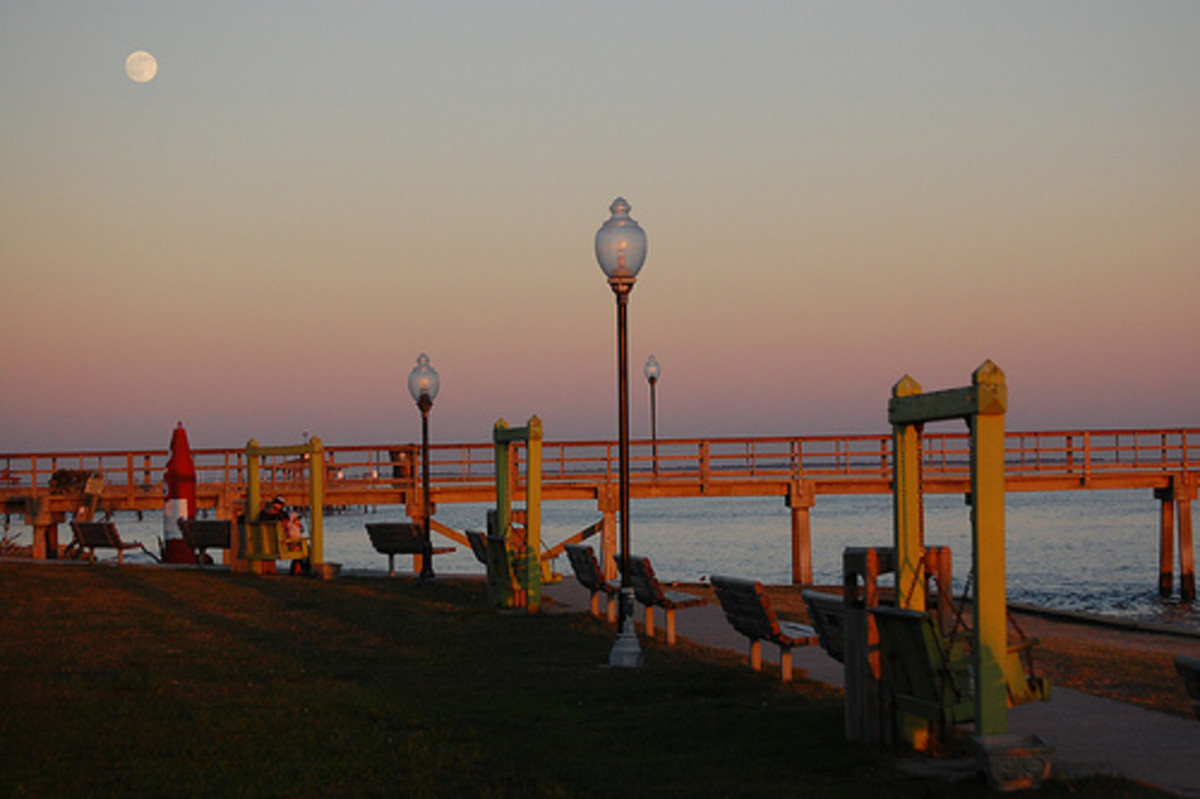 Safe Haven takes place in Southport, North Carolina.