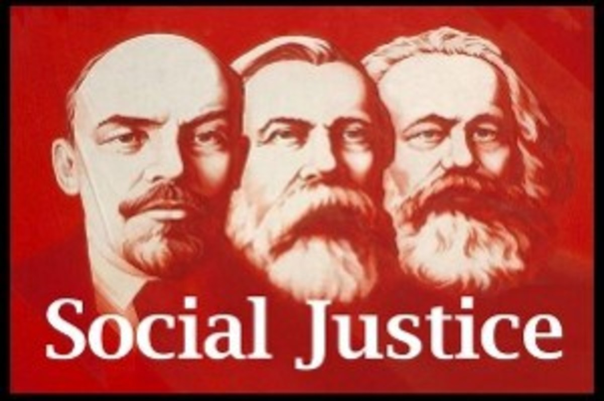 A look at communism through the eyes of marx and zemin
