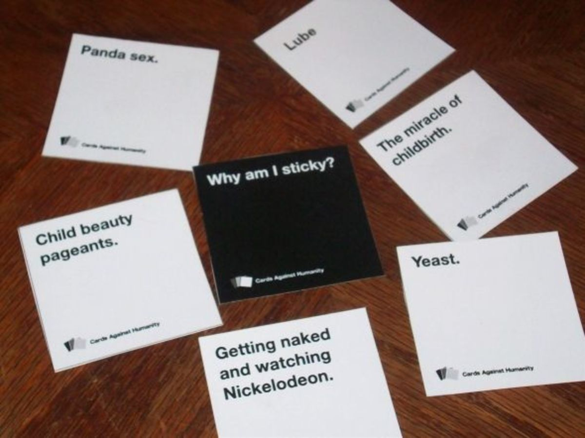 Deck Cards Against Humanity