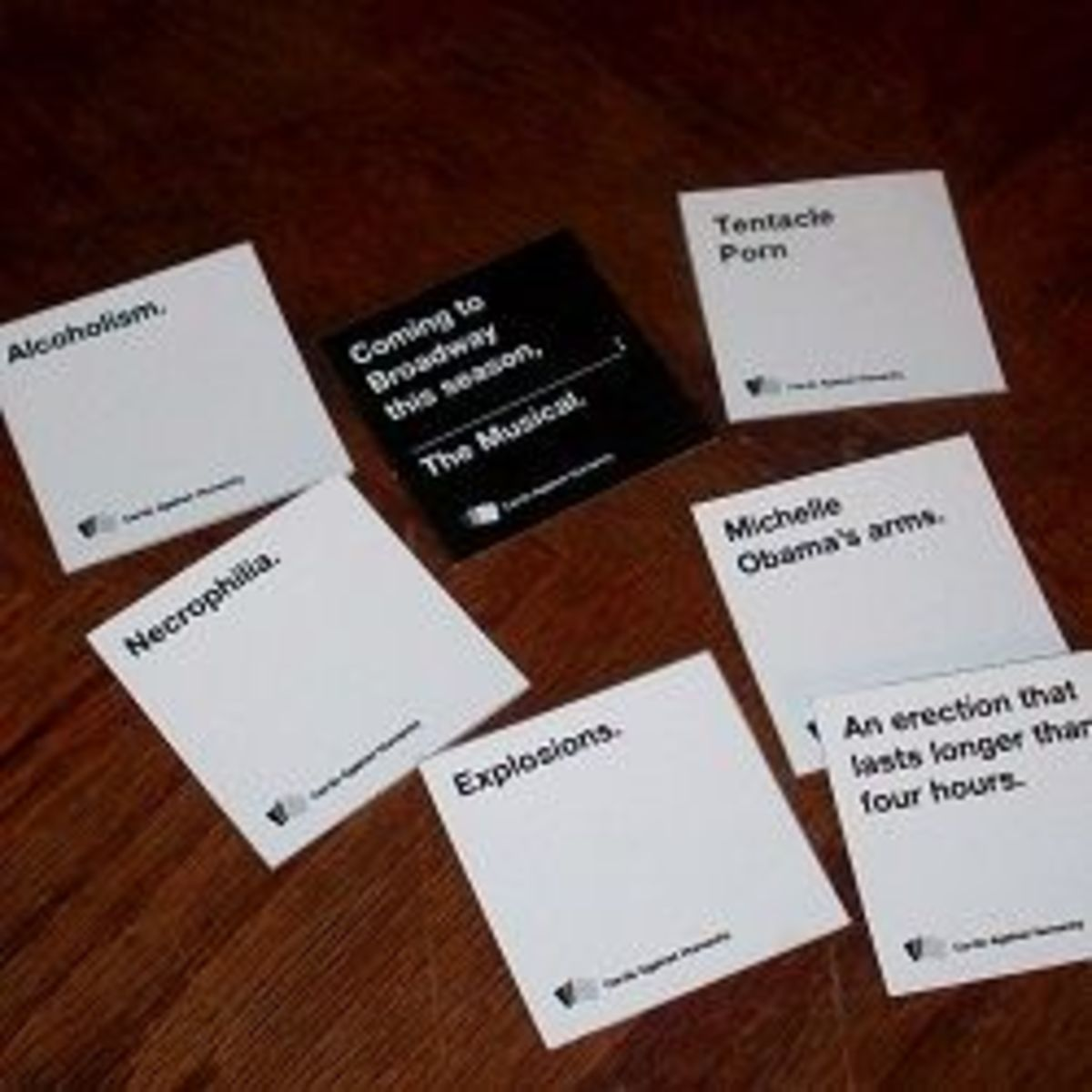 Play Cards Against Humanity