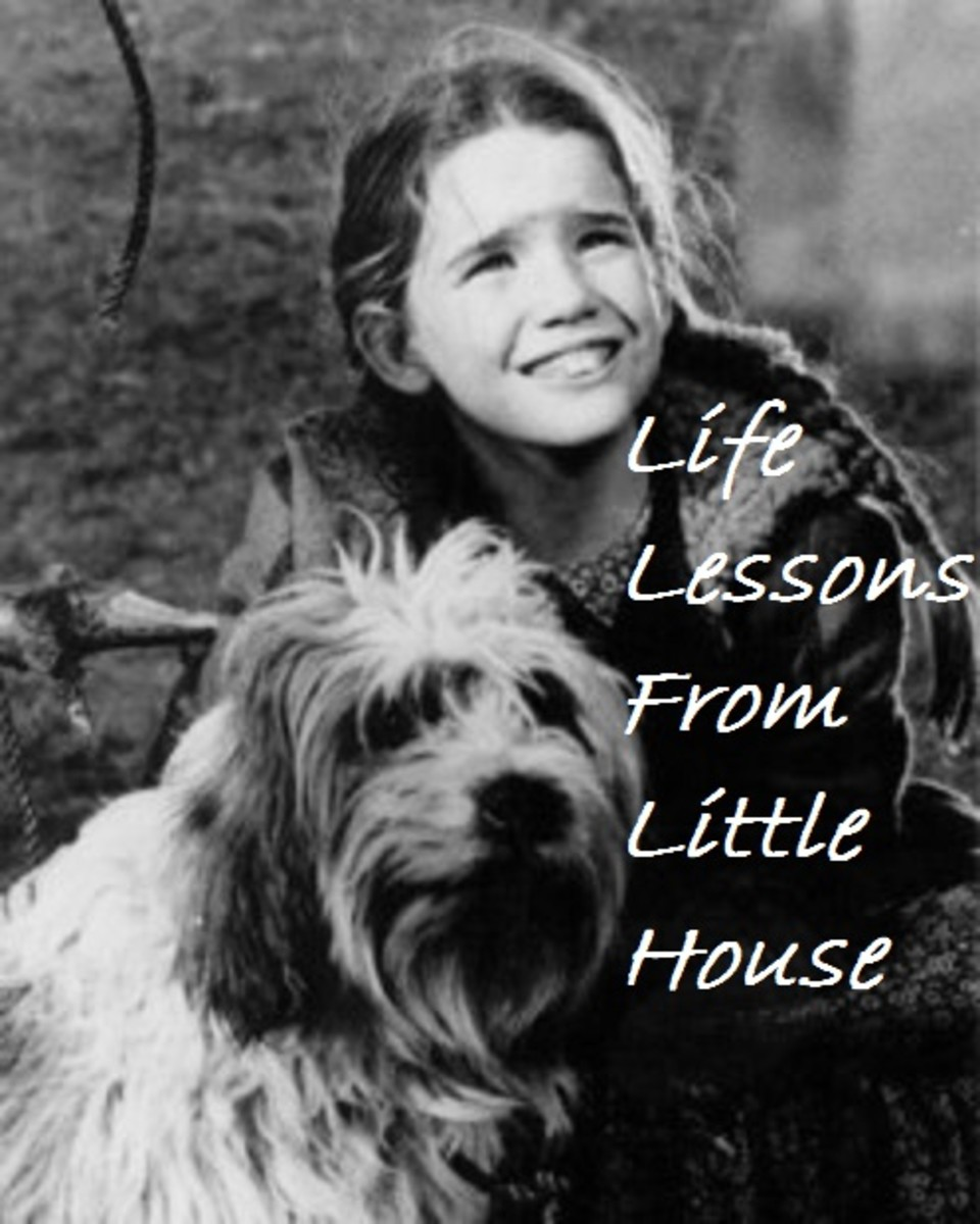 Life lessons from Little House on the Prairie and a fun quiz to test your knowledge.