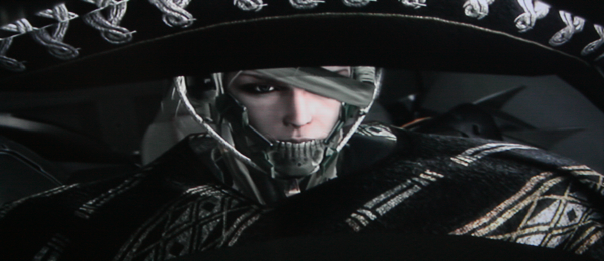 Metal Gear Rising: Revengeance walkthrough, Part Seven: Sewers