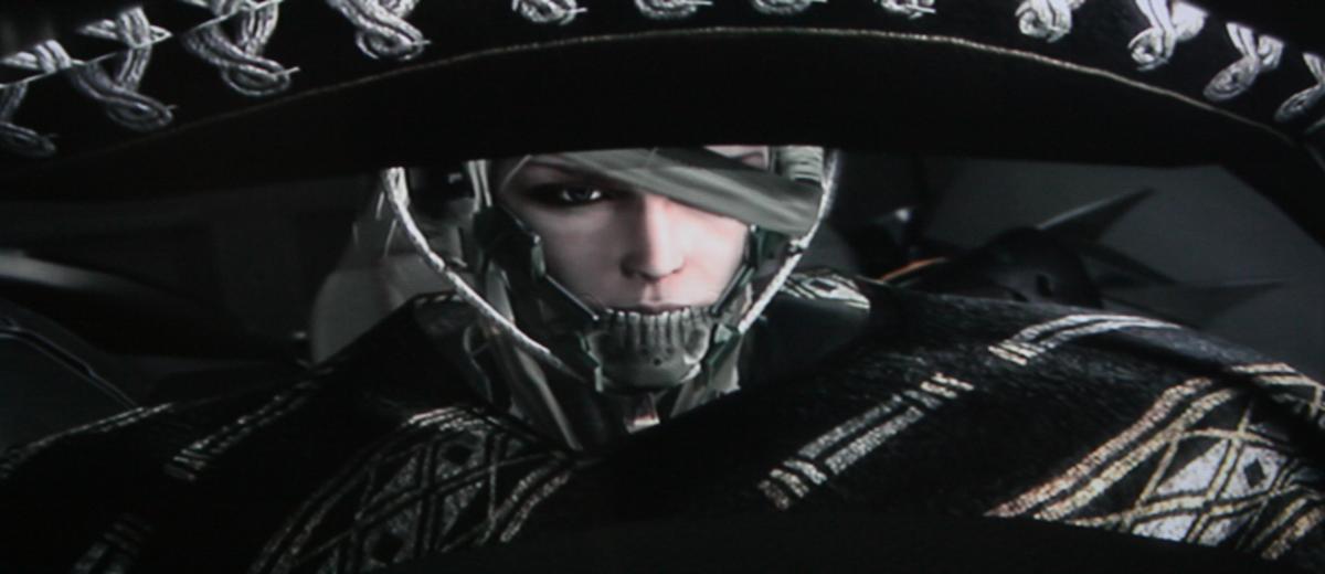 Metal Gear Rising: Revengeance walkthrough, Part Seven: Sewers