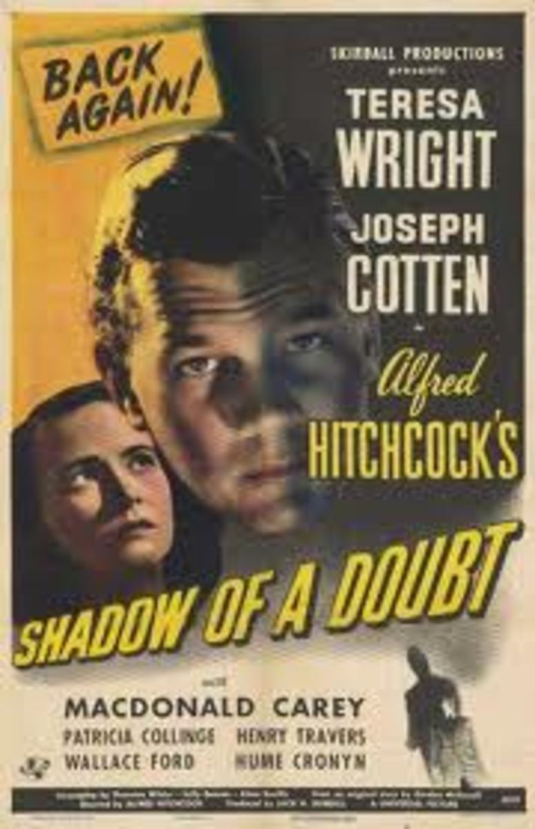 an analysis of the opening sequence from alfred hitchcock Games shadow of a doubt with its many remarkable directed by alfred hitchcock with an analysis of the opening sequence from alfred hitchcock ingrid bergman.