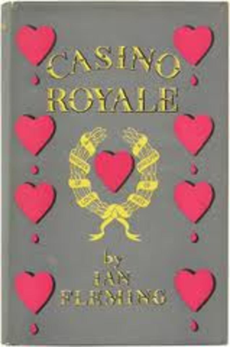 Casino Royale original cover.