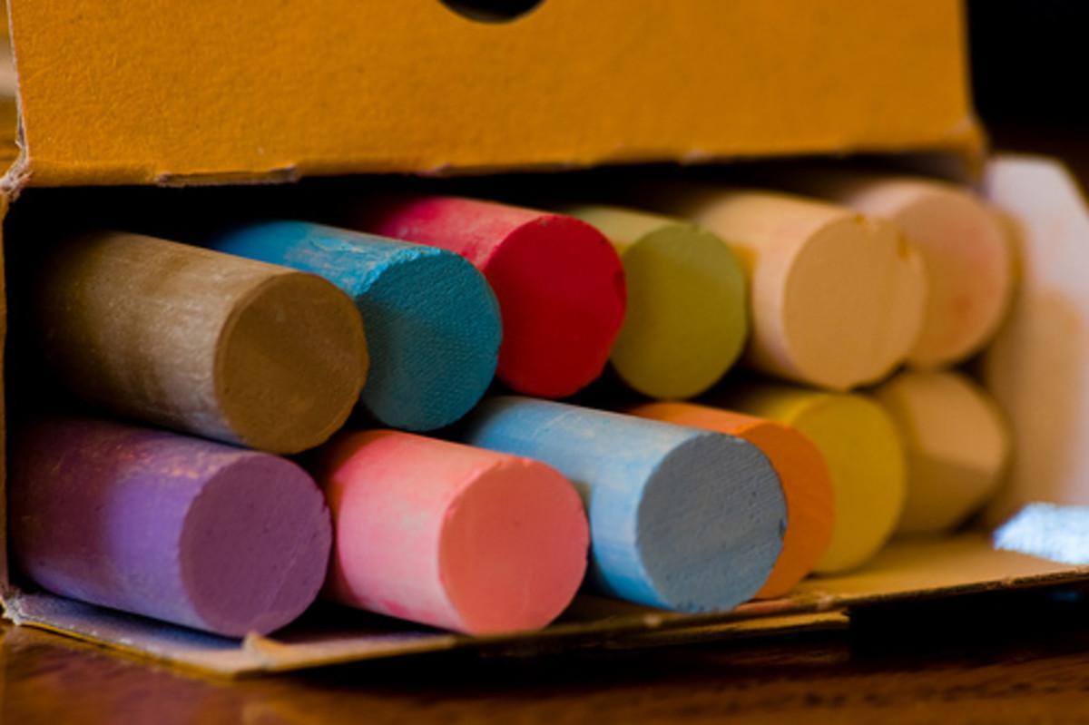 Regular Chalk