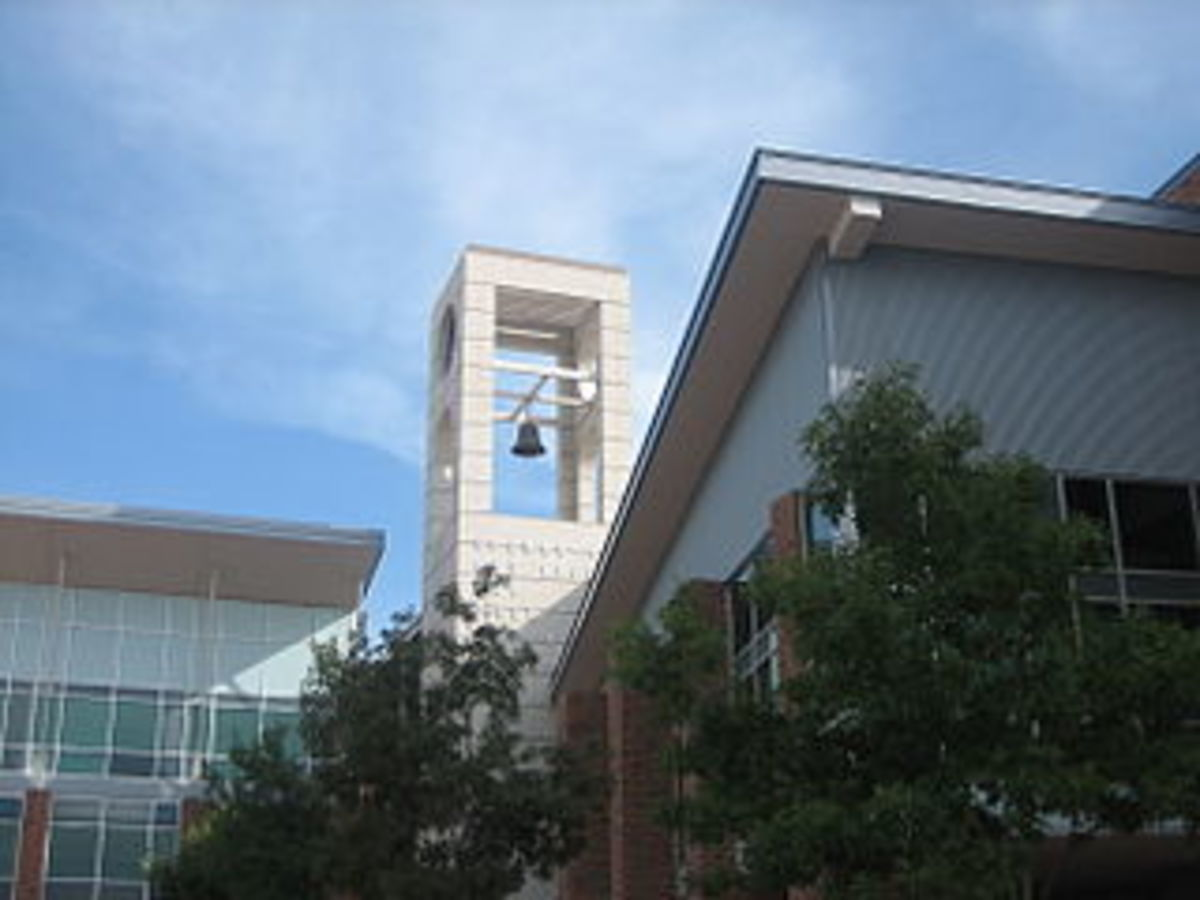 Bell Tower at Laredo Community College South, Laredo, TX