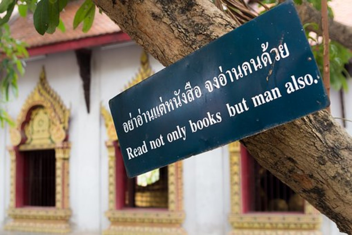 Reading Days and Dates in the Thai Written Language