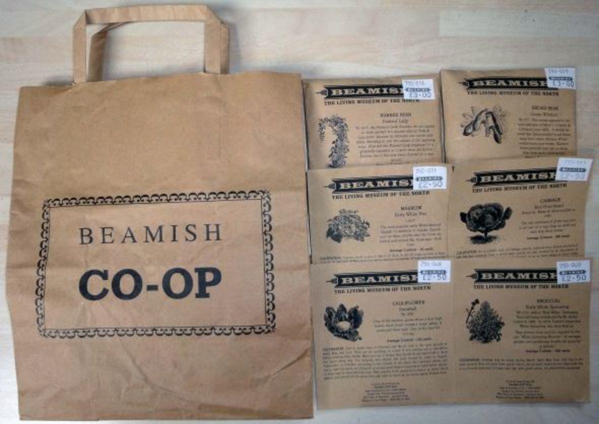 Beamish Victorian Vegetable Seeds