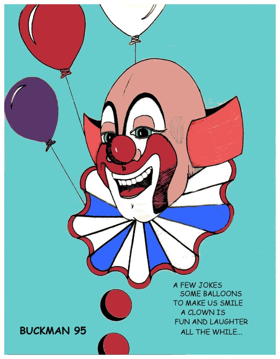 Bozo the Clown is an iconic clown character originally created for a read-along children's storytelling record in the late 1940s.