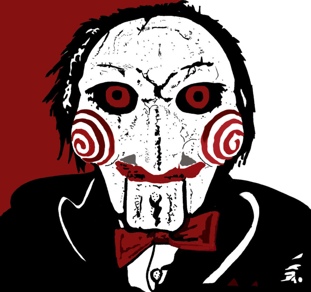 Jigsaw's Mask