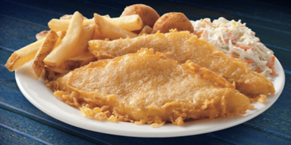 Gluten Free on the Go: Long John Silver's (LJS)