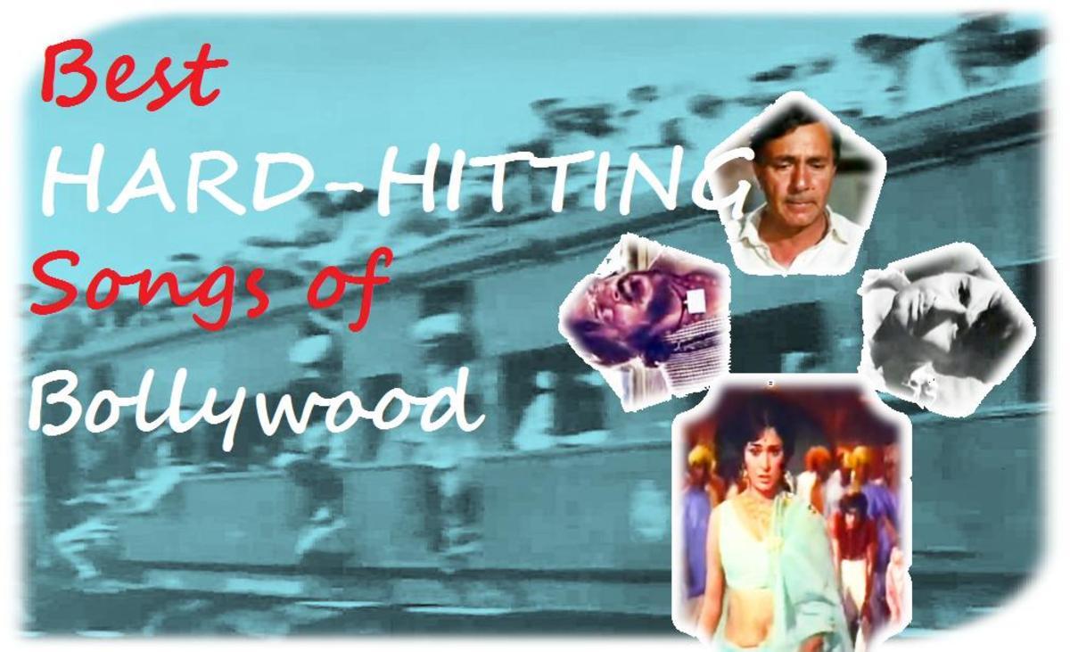 Ten hard hitting songs of Bollywood