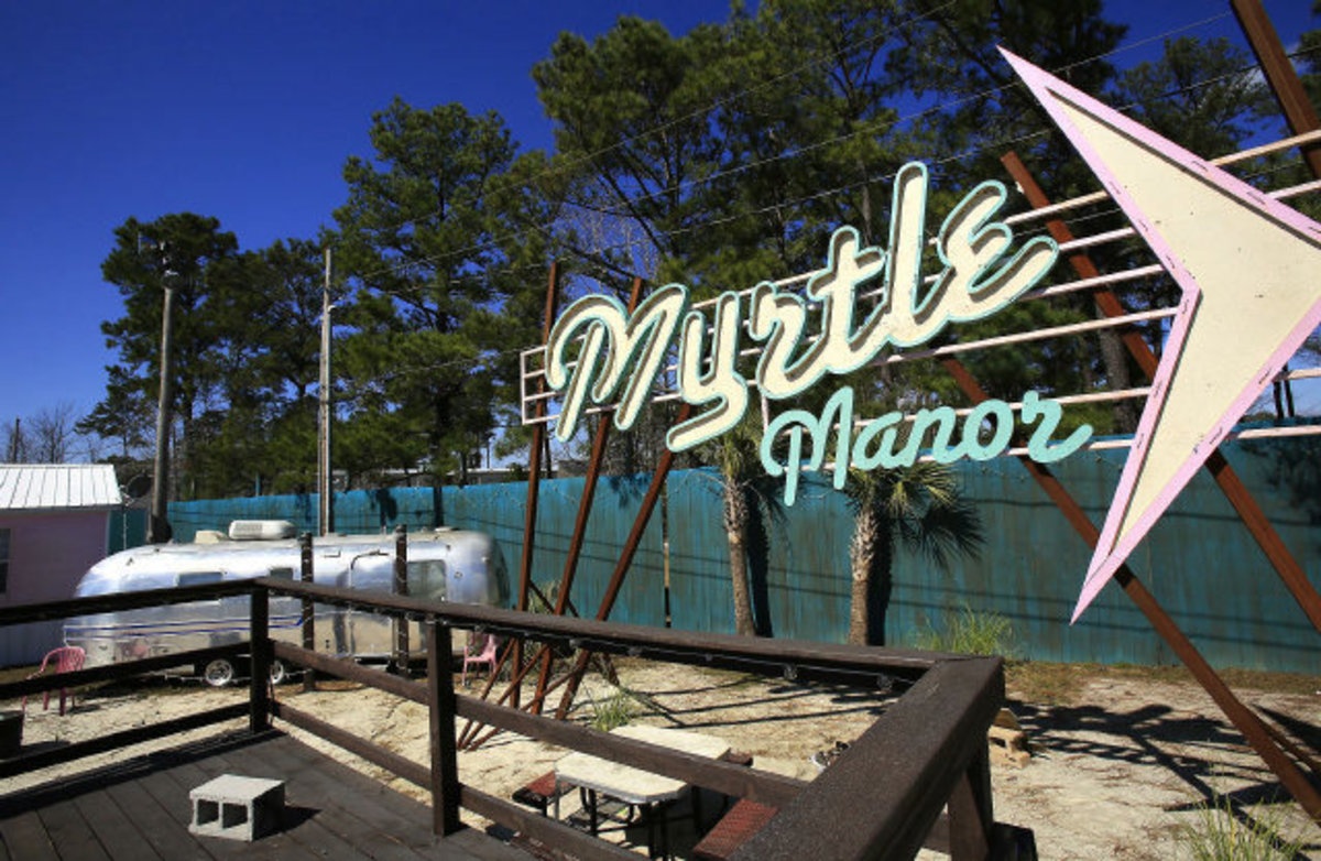 Welcome to Myrtle Manor or is it just another reality show