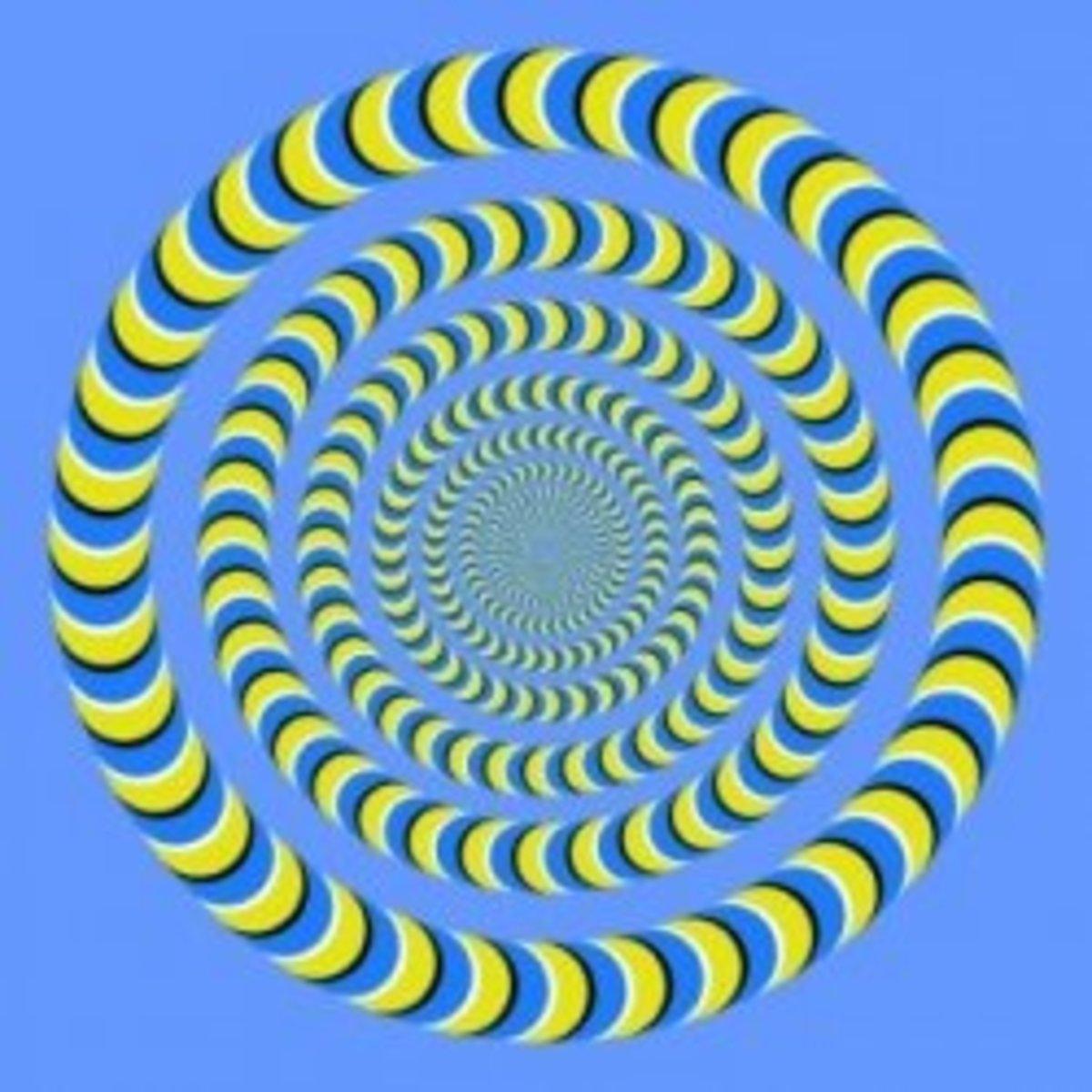 Trick Of Eyesight