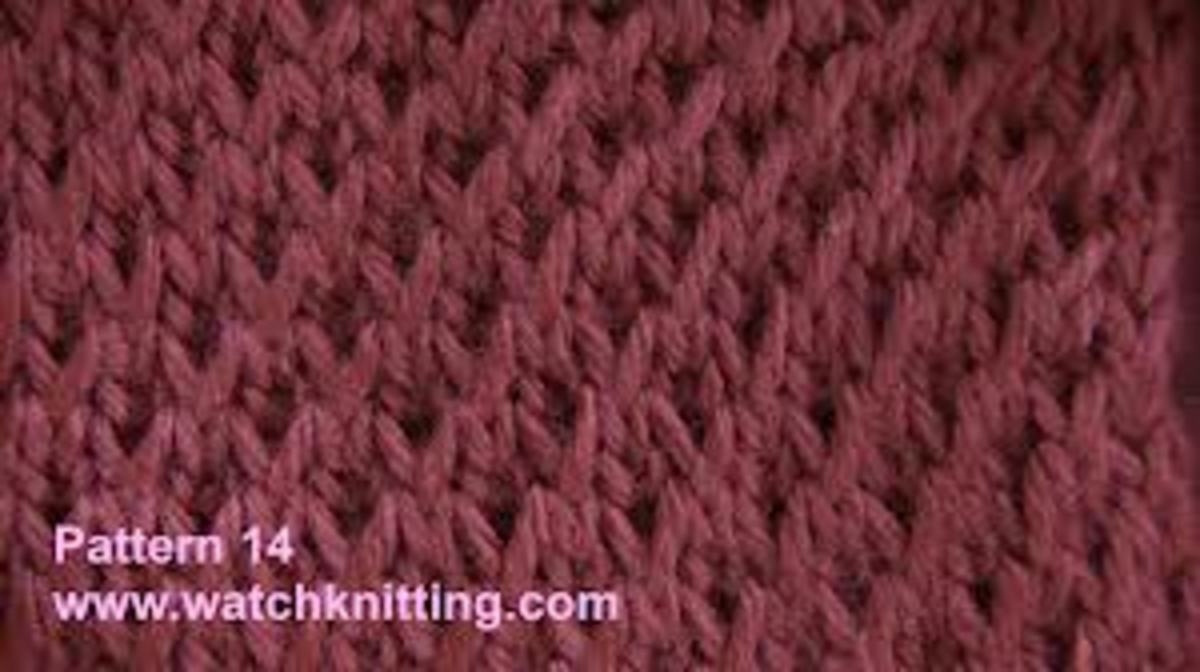 knitting-worksheets