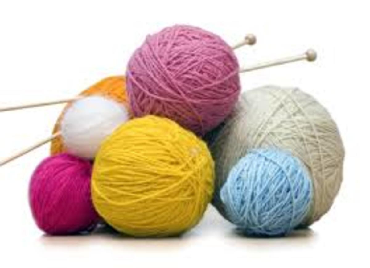 Free Knitting or Crocheting Computer Worksheets: Get Organized