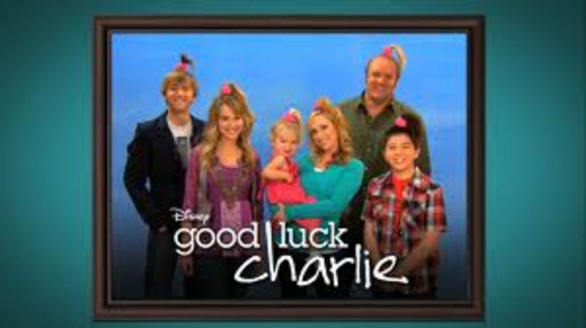 Disney Show GOOD LUCK CHARLIE - A great family show