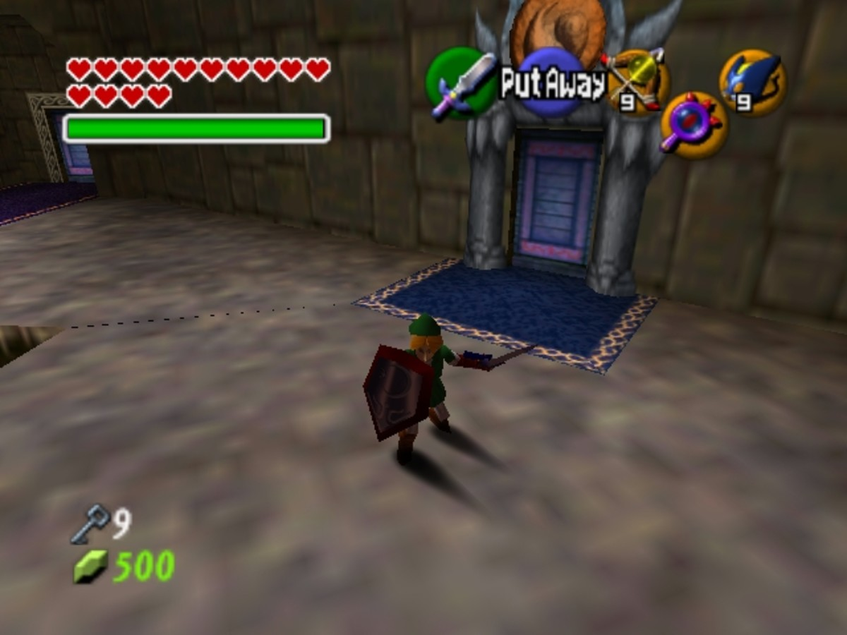 Legend of Zelda: Ocarina of Time- Innuendos Be Thy Challenge!