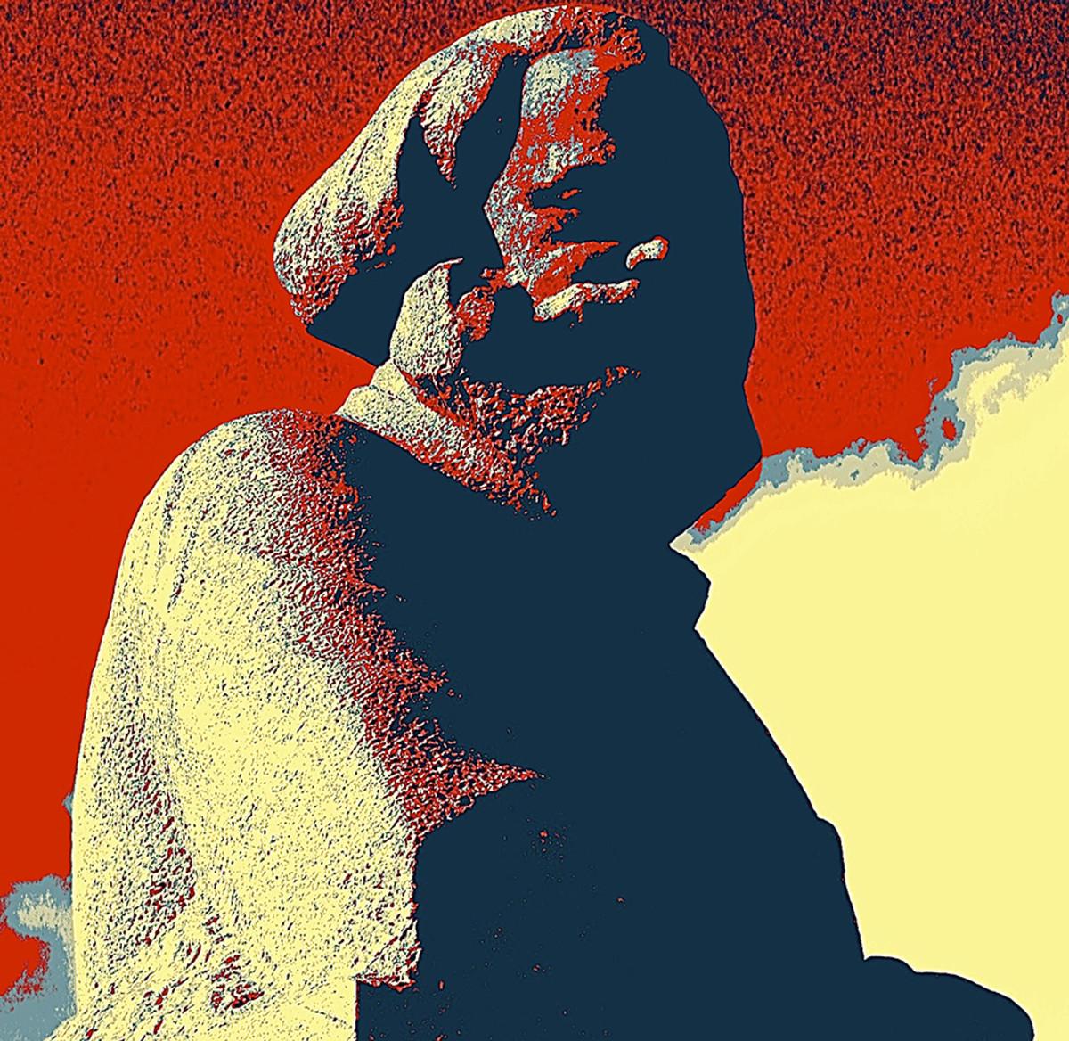 Marx, by Al Heuer