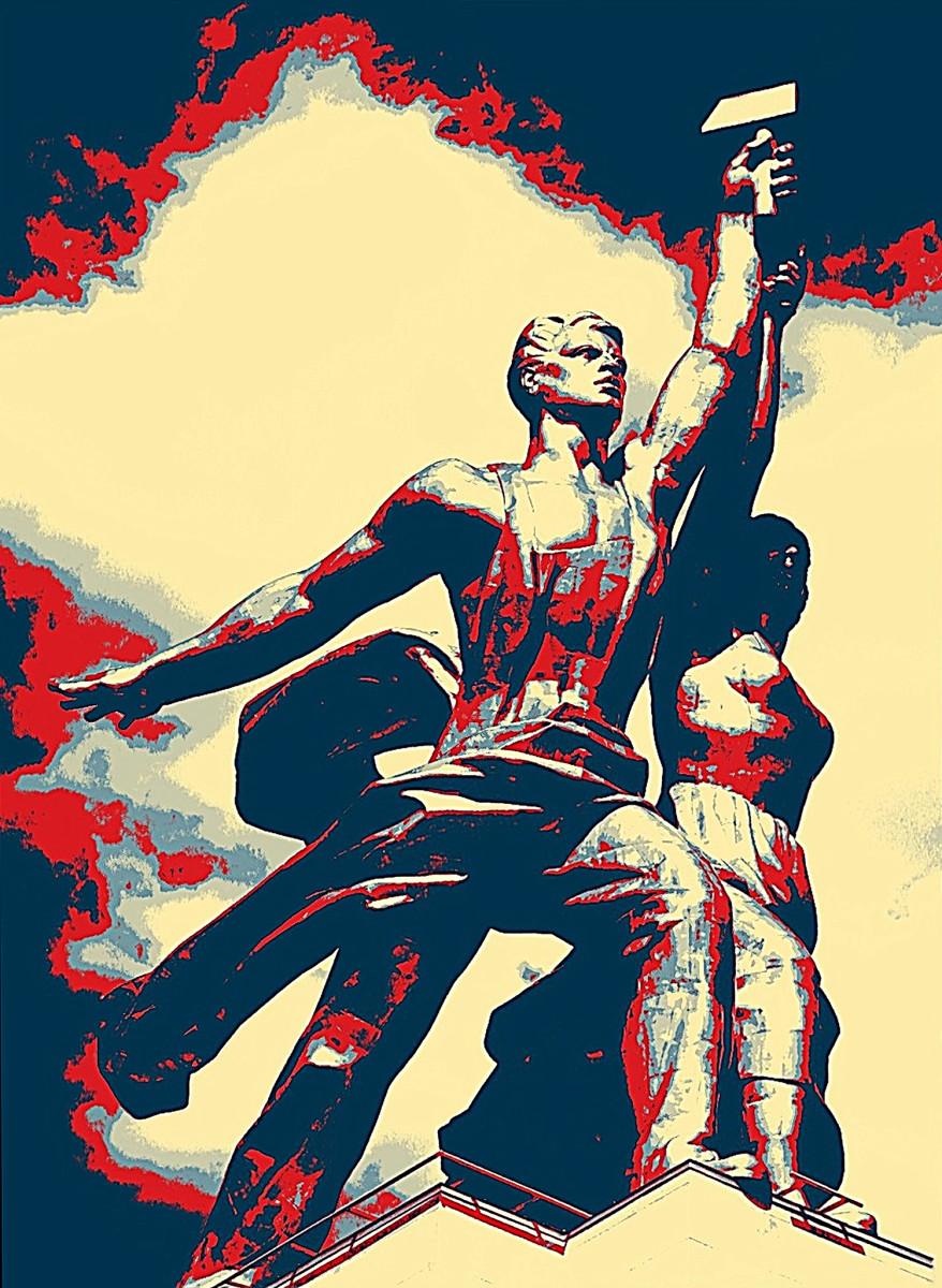 Art in Denver: Al Heuer Photography, Neo-Marxist Pop Artist