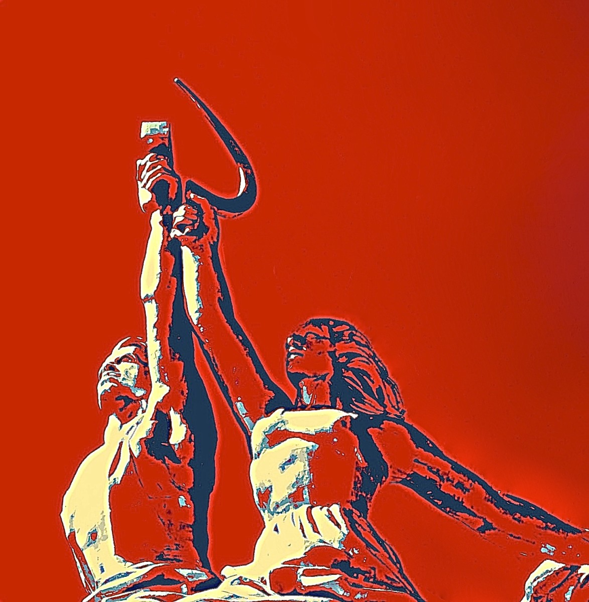 Rise of the Red Worker II, by Al Heuer