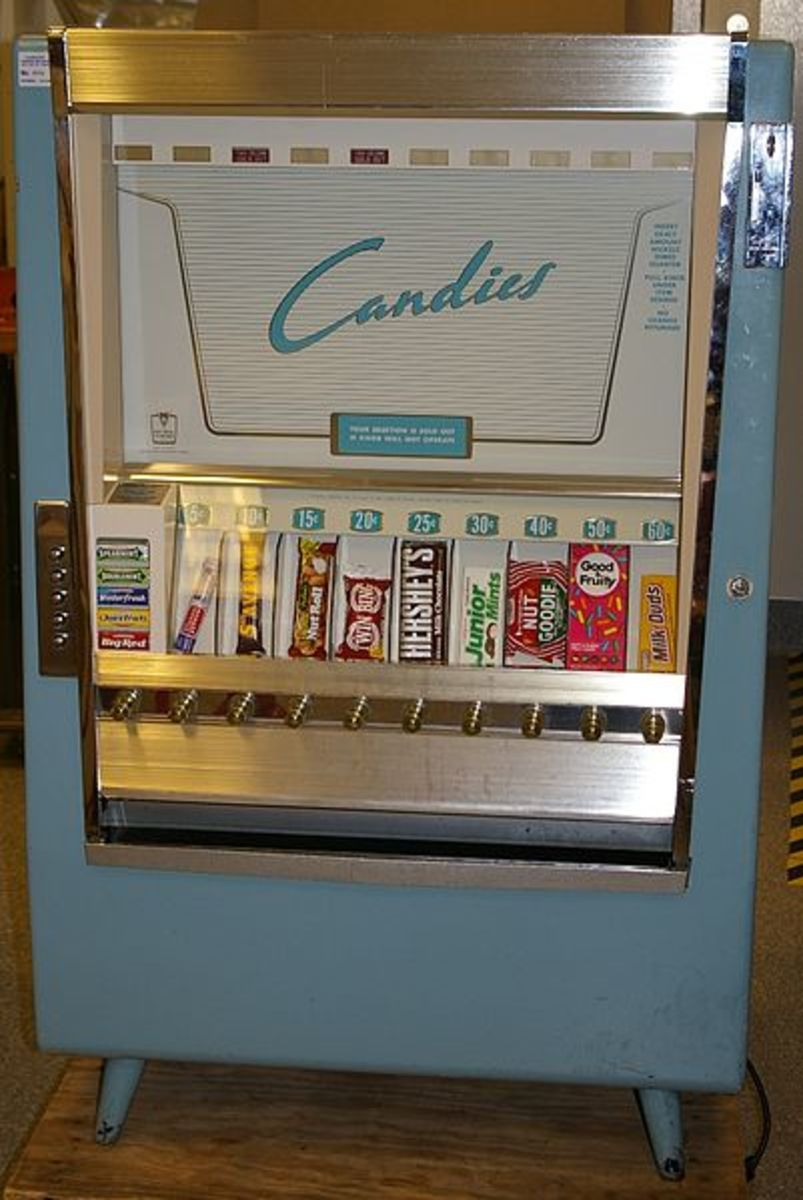 10 Types of Vending Machines | HubPages
