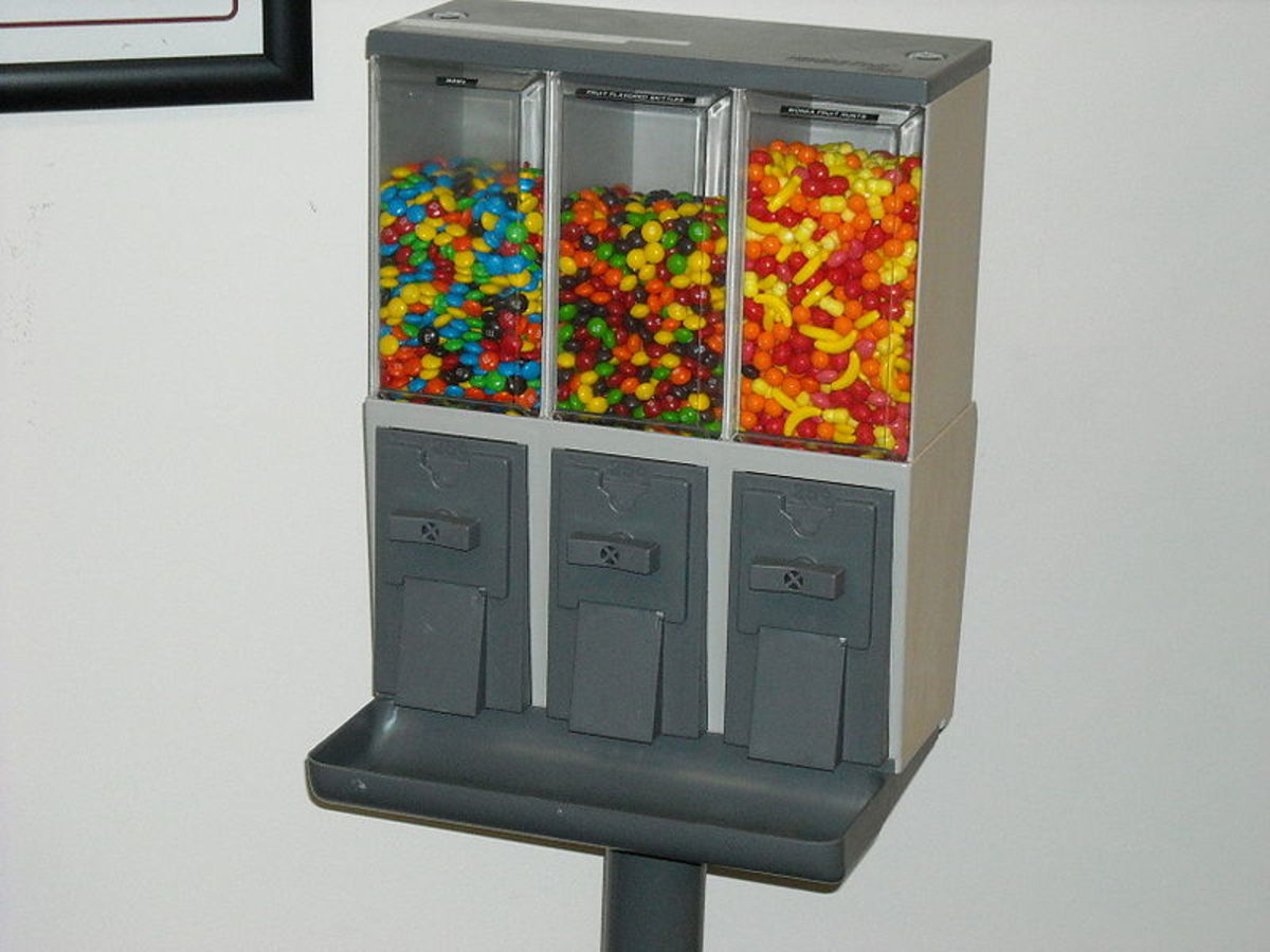 10 Types Of Vending Machines Hubpages