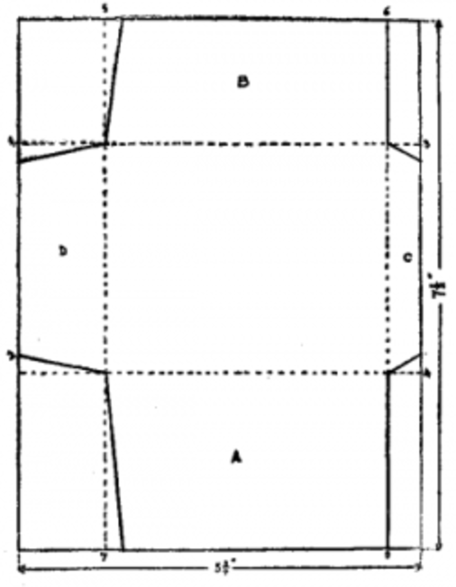 Project Gutenberg Seed Envelope