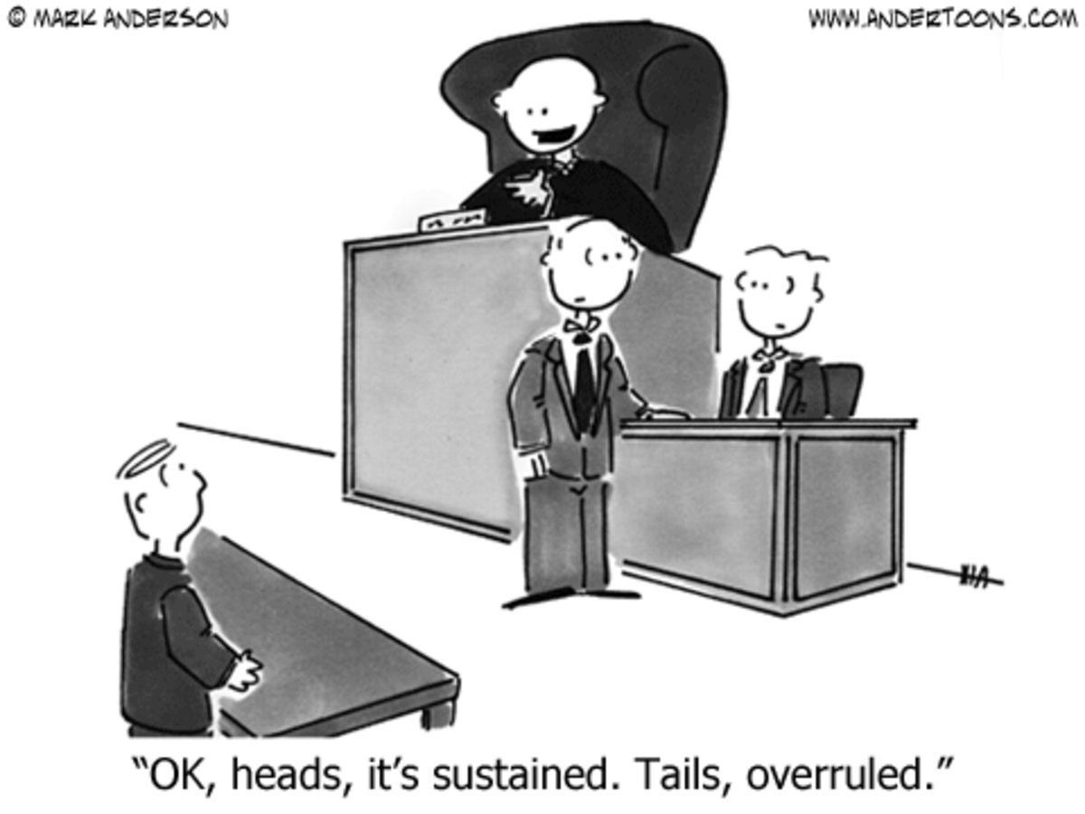 Objections in Court