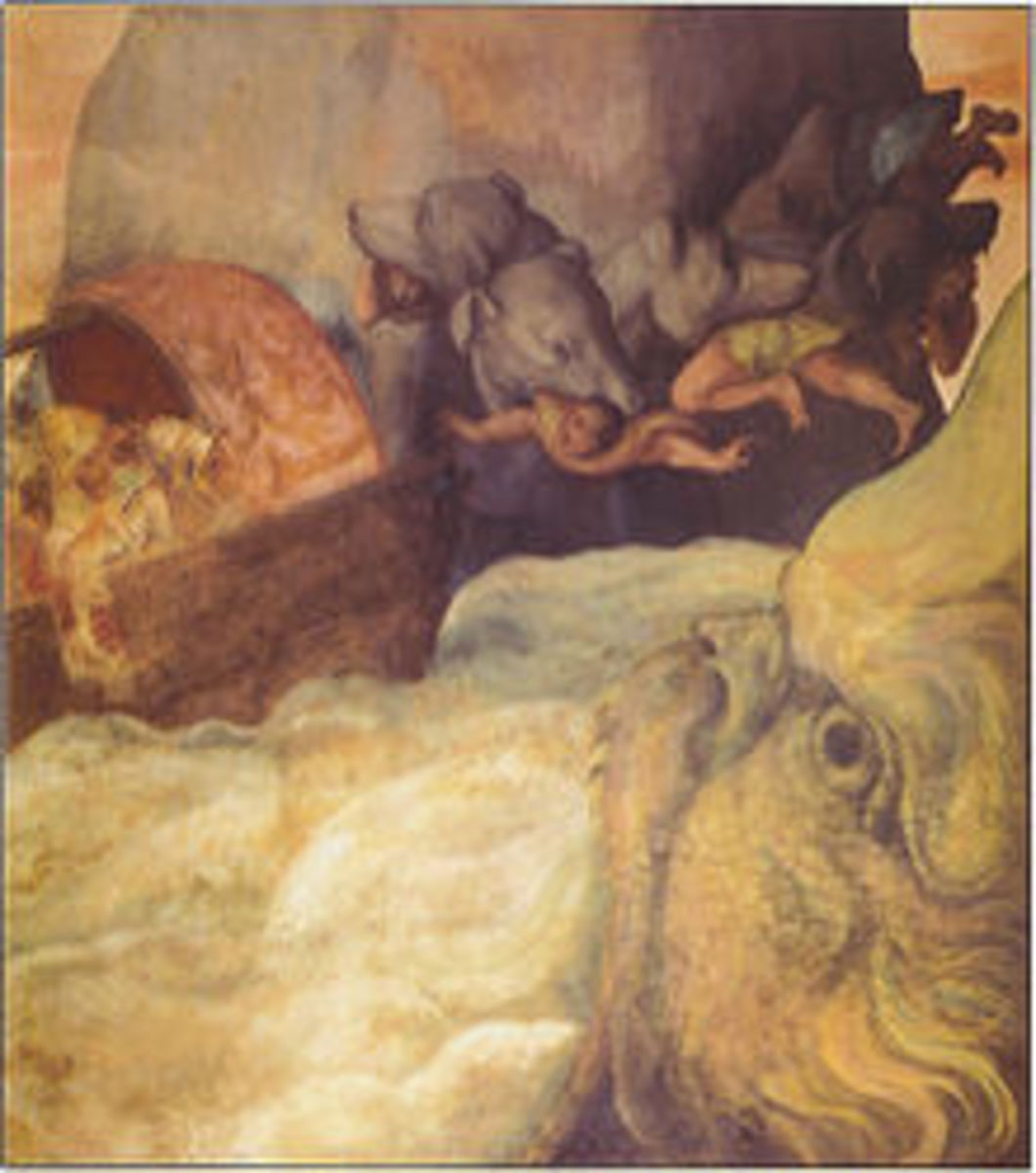 Odysseus and his Journey Home
