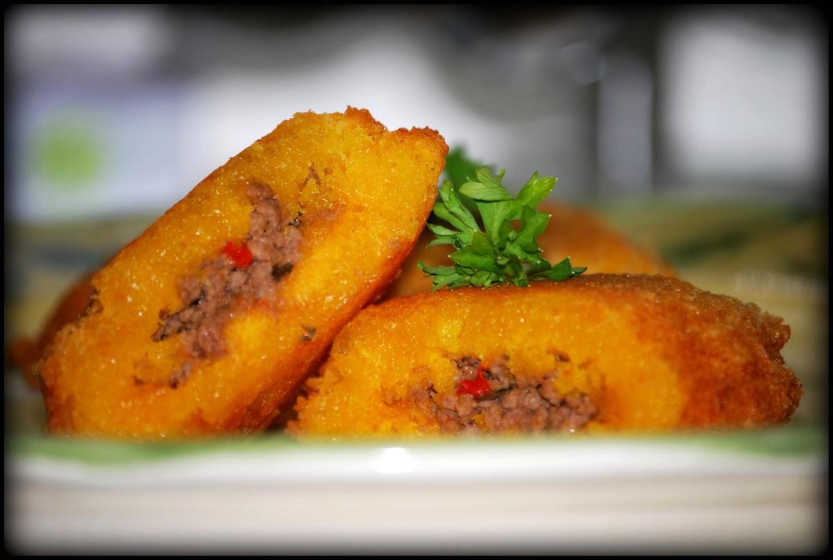 Island Bites: Empanadas de Yuca (Cassava Fritters)