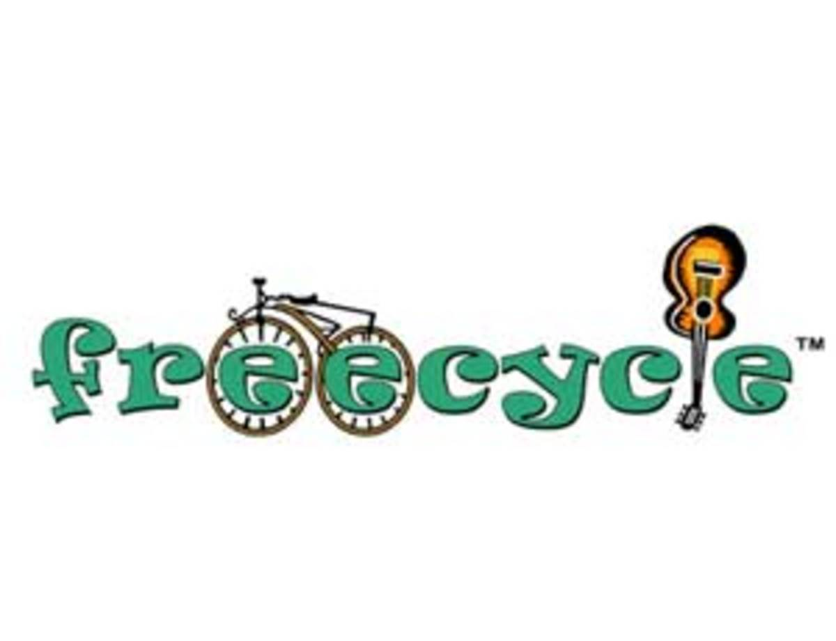 Freecycle Con Men, The Scams to Watch Out For. Name and Shame Freecycle Scammers