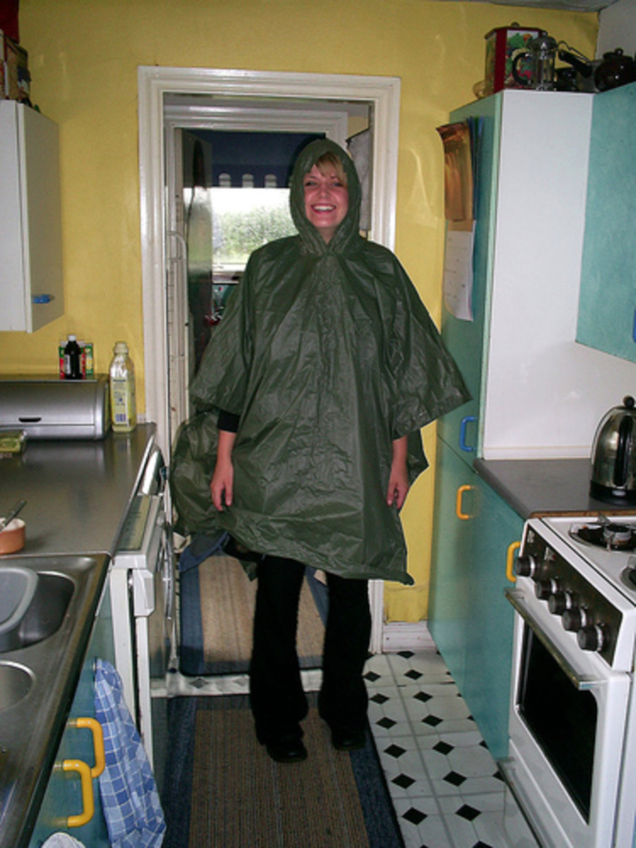 A rightly proud anorak wearer