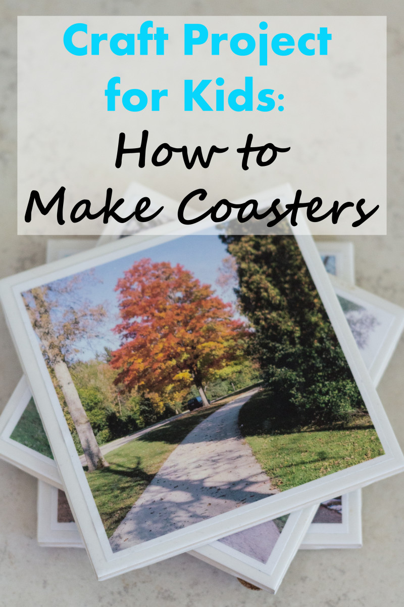kid made coasters craft project for how to make coasters hubpages 2273
