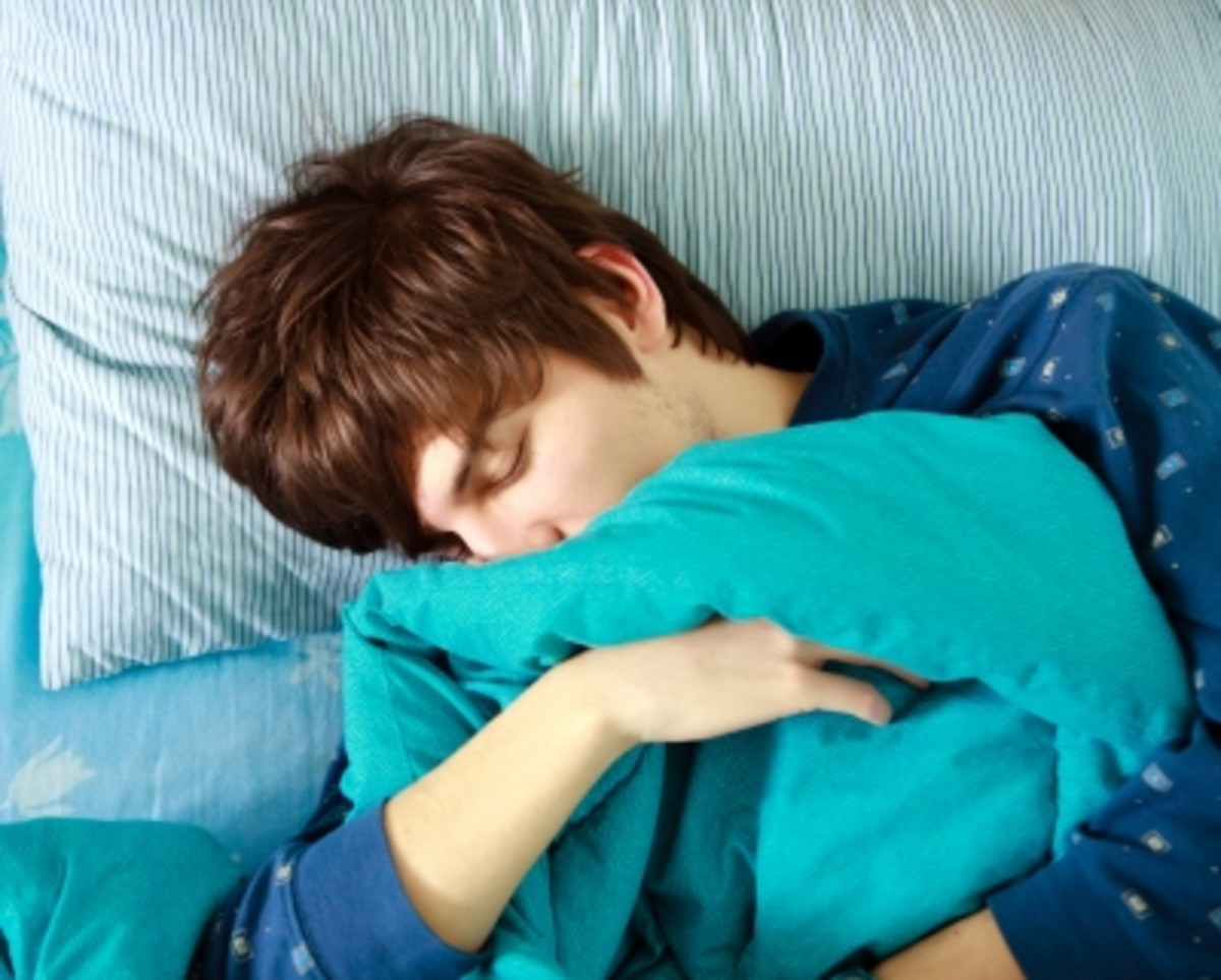 Sound sleep doesn't have to cost an arm and a leg - you can sleep with all four limbs!