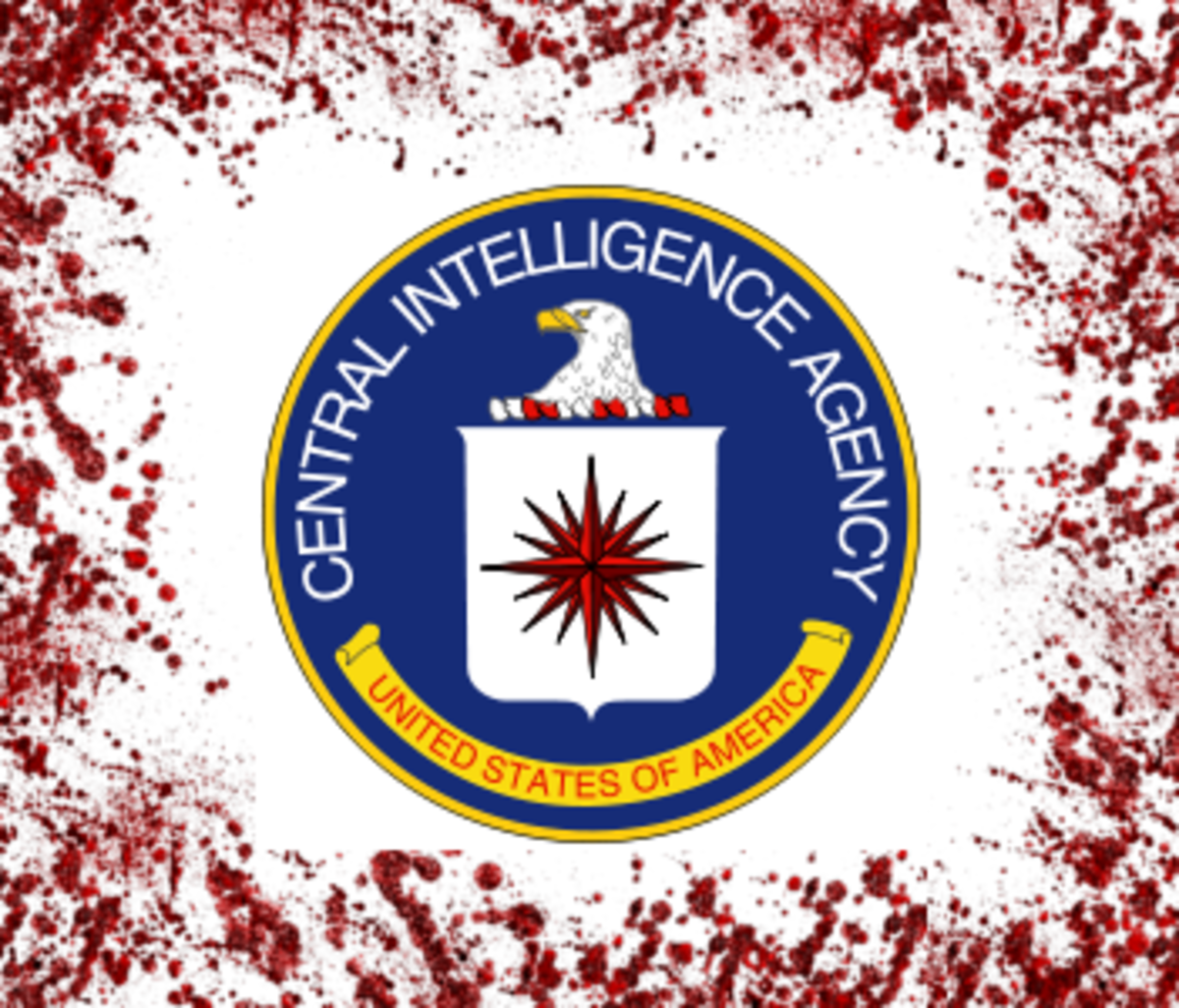 Top 25 Crimes of the CIA