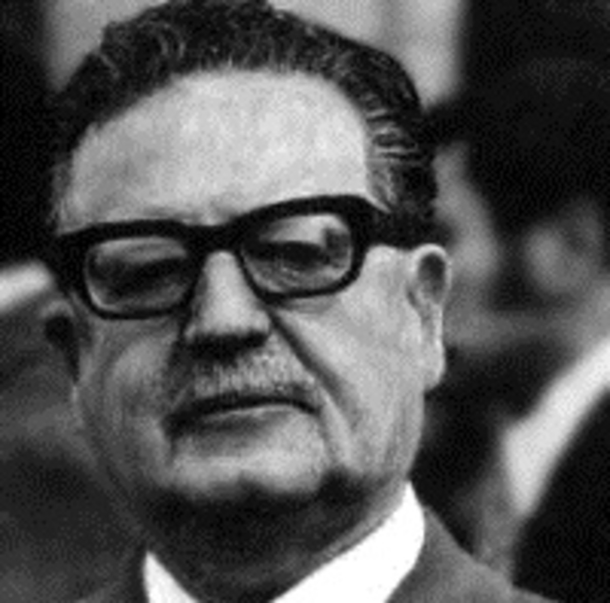 Salvador Allende was another elected leader deposed in a CIA coup.