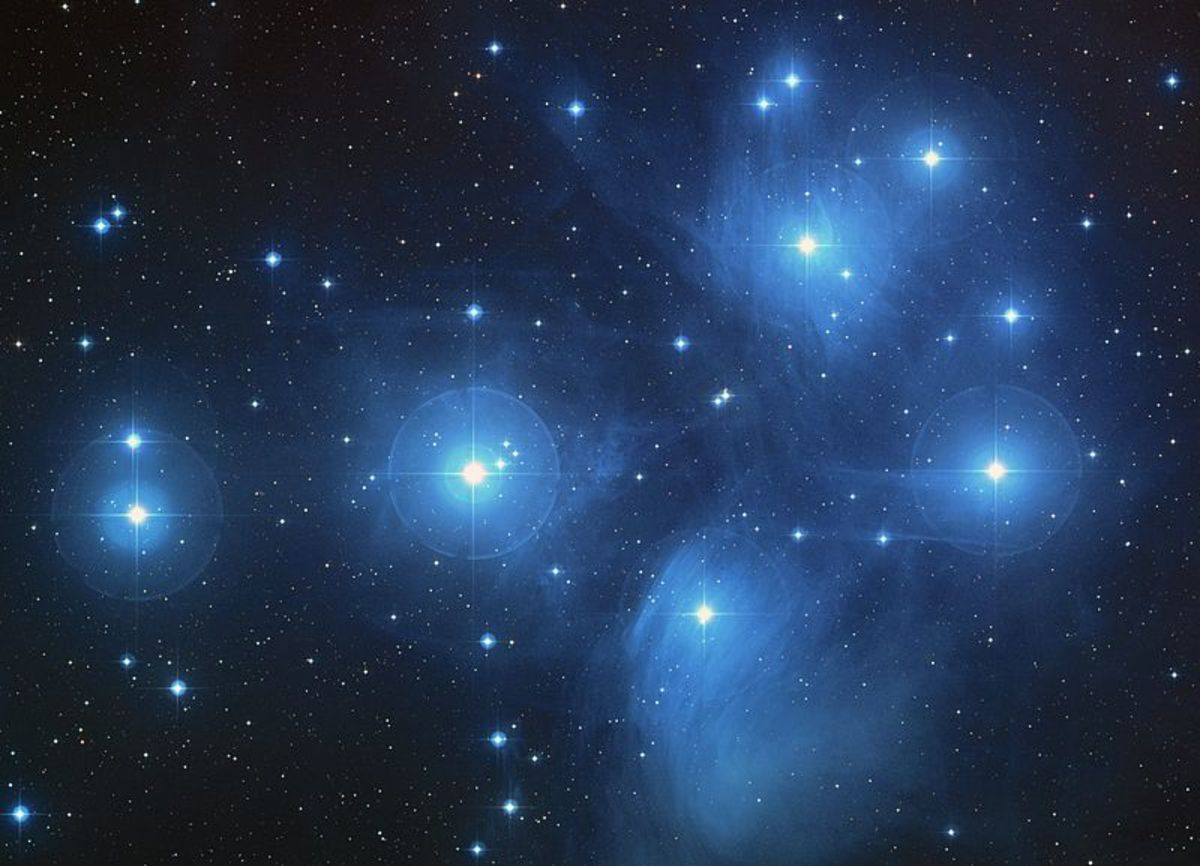 How to Find the Pleiades Cluster in the Night Sky