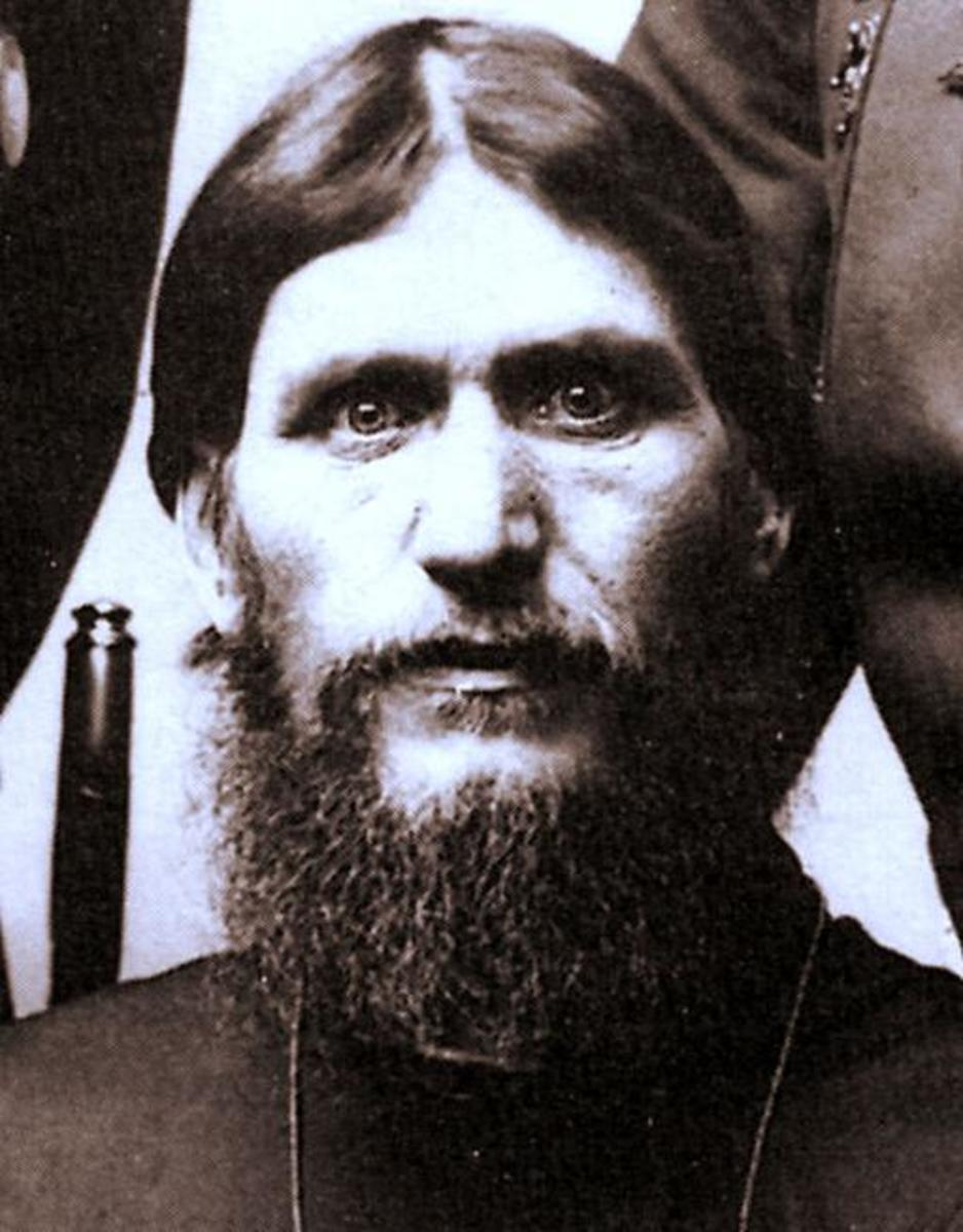 Rasputin found his place in history.