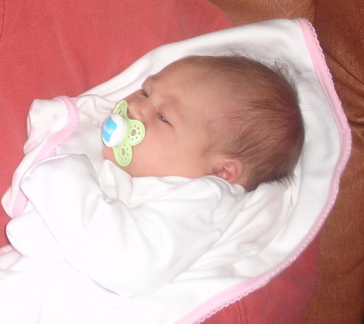 Granddaughter Kylee Jo