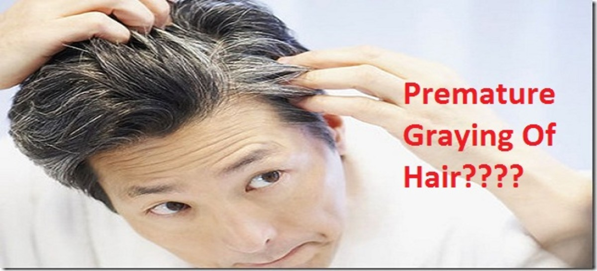 Premature Graying of Hair –Ayurveda & My experience
